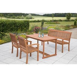 5-Sitzer Gartengarnitur Carl von Kampen Living