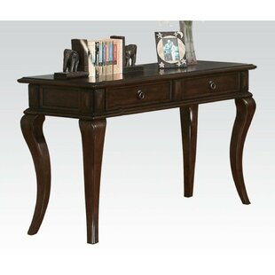 Uniontown Wood and Metal Console Table