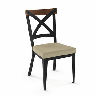 Esmund Solid Wood Dining Chair by Union Rustic