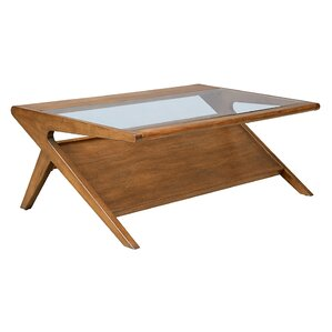 Rocket Coffee Table with Magaz..