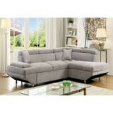 Foreman Gray Sleeper Sectional by Orren Ellis