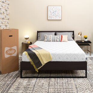 Sealy Medium 8-inch Memory Foam Mattress in a Box by Sealy