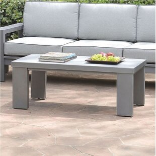 Ria Aluminum Coffee Table