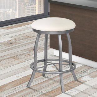 Totowa 30 Swivel Bar Stool Latitude Run