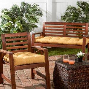 Outdoor Sunbrella Bench Cushion