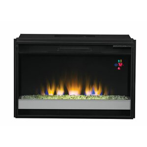 Stewart Contemporary Electric Fireplace Insert by Varick Gallery