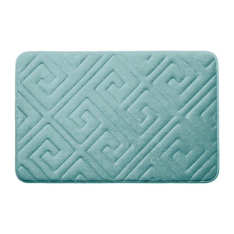 Wiliams Micro Plush Memory Foam Bath Rug Reviews Joss Main