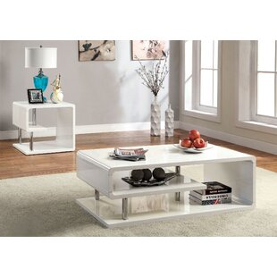 Luther 2 Piece Coffee Table Set by Wade Logan