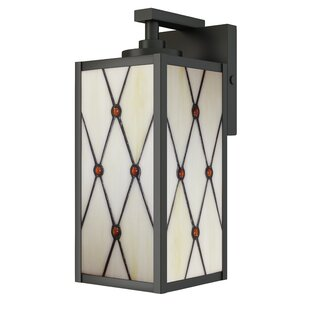 Brett 1-Light Outdoor Sconce By Loon Peak Outdoor Lighting