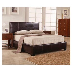 Demeco Upholstered Platform Bed by Latitude Run