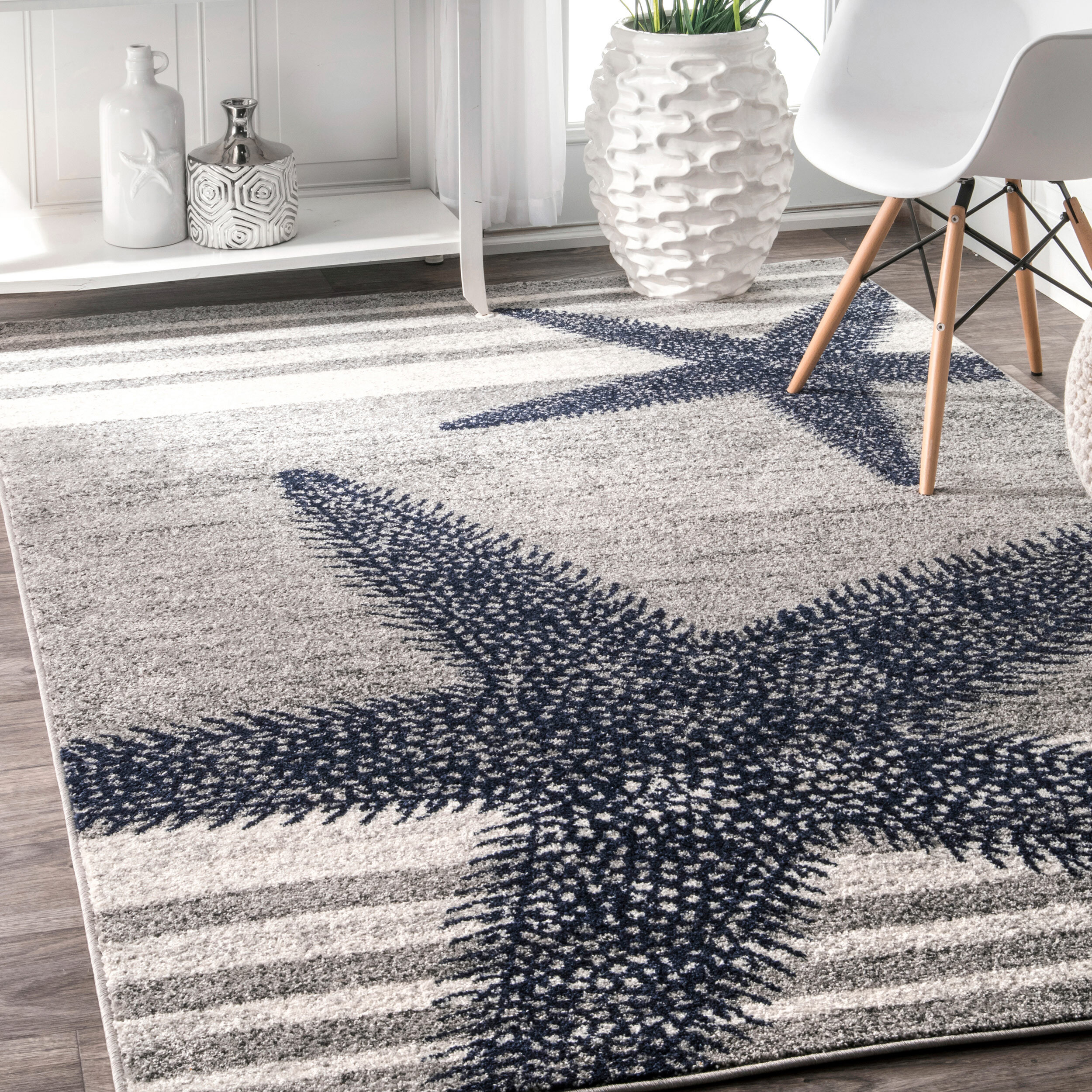 Nautical Round Area Rugs You Ll Love In 2021 Wayfair