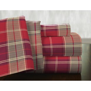 Piedmont 100% Cotton Flannel Sheet Set