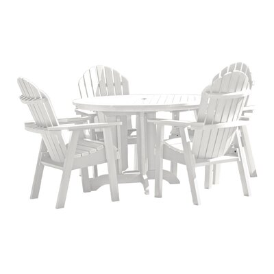 Anette 5 Piece Dining Set by Sol 72 Outdoor 2020 Coupon