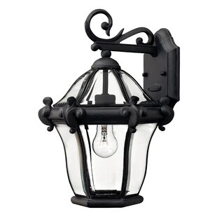 Inexpensive San Clemente Outdoor Wall Lantern By Hinkley Lighting