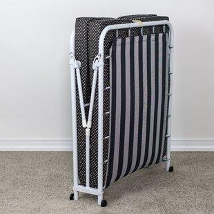 Kircher Memory Foam Rollaway Guest Bed with Mattress c64293d2b