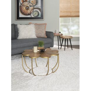 Motley Frame Coffee Table by Everly Quinn