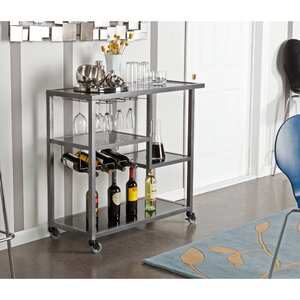 Aguila Bar Cart