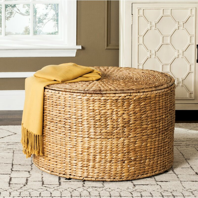 Willow Drum Coffee Table