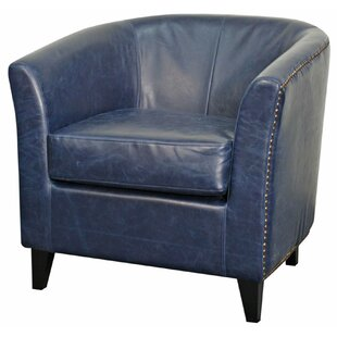 Best Rabideau Barrel Chair By Winston Porter