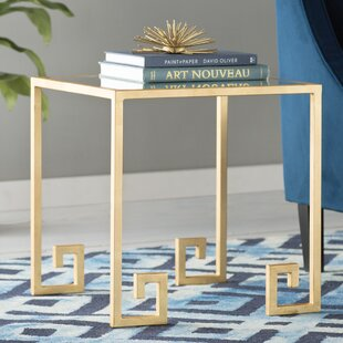 Caldwell Mirrored Side Table By Willa Arlo Interiors