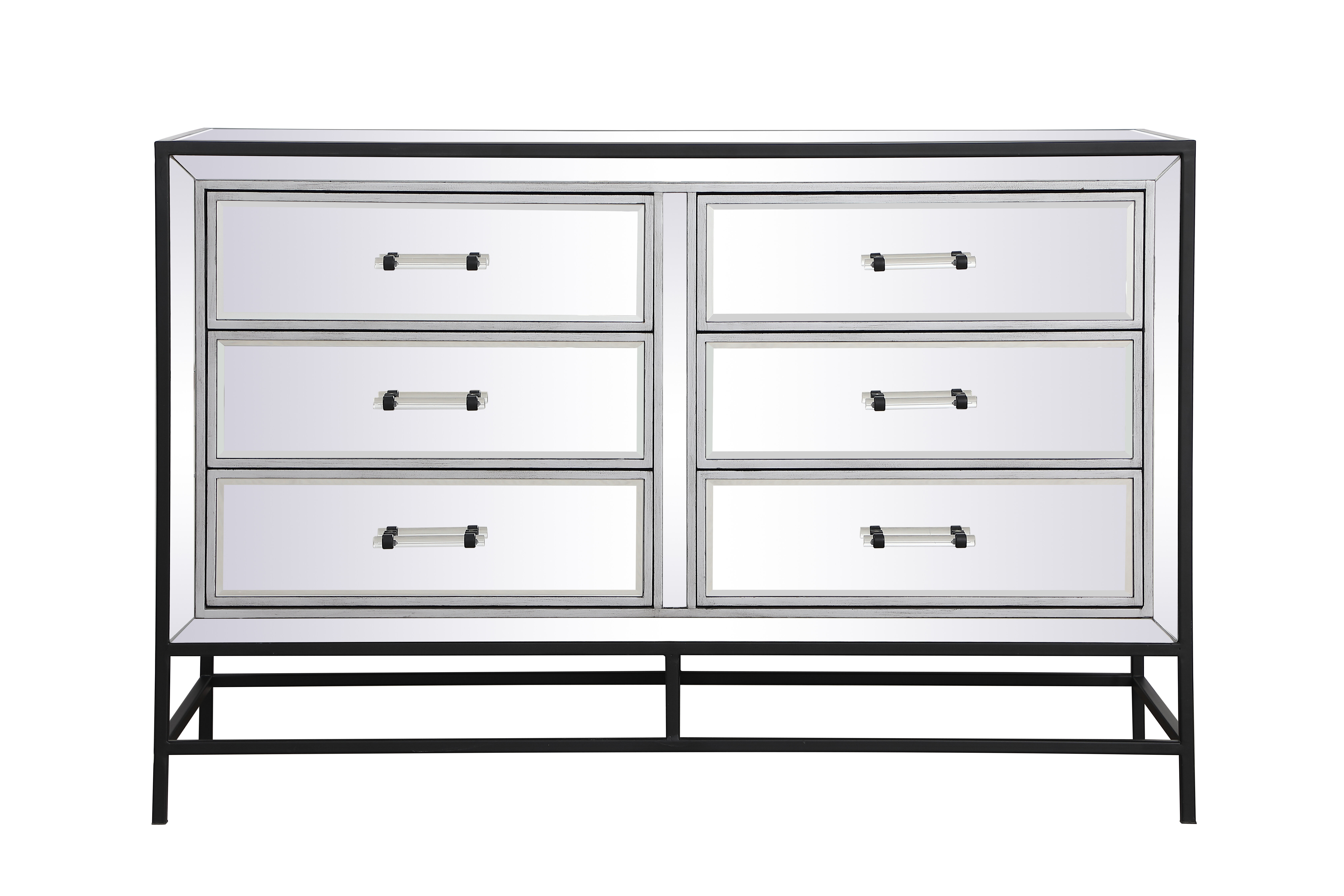 Black Mirrored Cabinets Chests You Ll Love In 2021 Wayfair