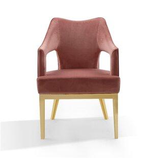Best Deals Commonwealth Armchair by Mercer41