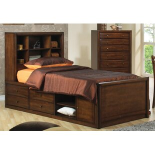Reviews Scull Storage Bed by Harriet Bee Reviews (2019) & Buyer's Guide