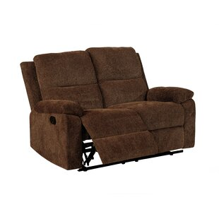Shop Kibler Reclining Loveseat by Winston Porter