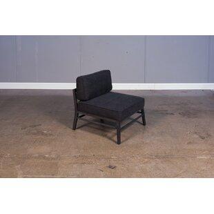 Best Reviews Dziedzic Slipper Chair by Ebern Designs Reviews (2019) & Buyer's Guide