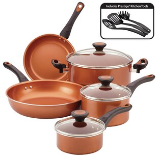 Glide 11-Piece Non-Stick Cookware Set