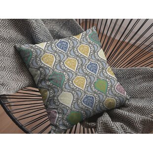 Green Leather Suede Throw Pillows You Ll Love In 2021 Wayfair