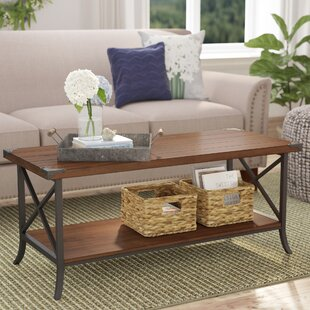 Look for Justina Coffee Table By Laurel Foundry Modern Farmhouse