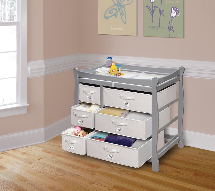 Rollo Changing Table