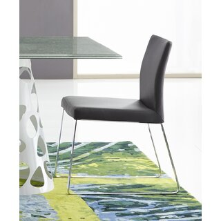 Aneira Upholstered Dining Chair (Set of 2) by Brayden Studio SKU:AE567843 Purchase