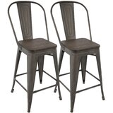Claremont 24 Bar Stool (Set of 2) by Trent Austin Design®