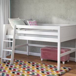 Burkley Twin Low Loft Bed by