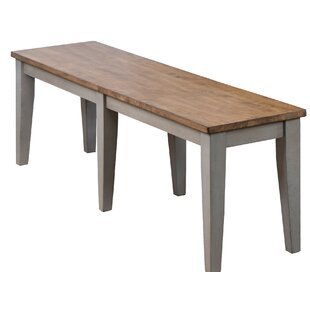 Throop Wood Bench