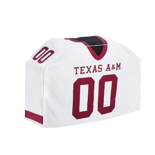 Texas A&M X-Lrg Grill Cover - Fits up to 66 By Evergreen Enterprises, Inc