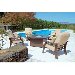 St. Catherine 5 Piece Dining Set