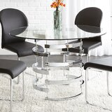 Jordy 5 - Piece Dining Set by Wade Logan®
