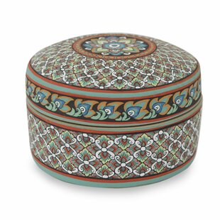 Purchase Thai Bliss Jewelry Box ByBloomsbury Market