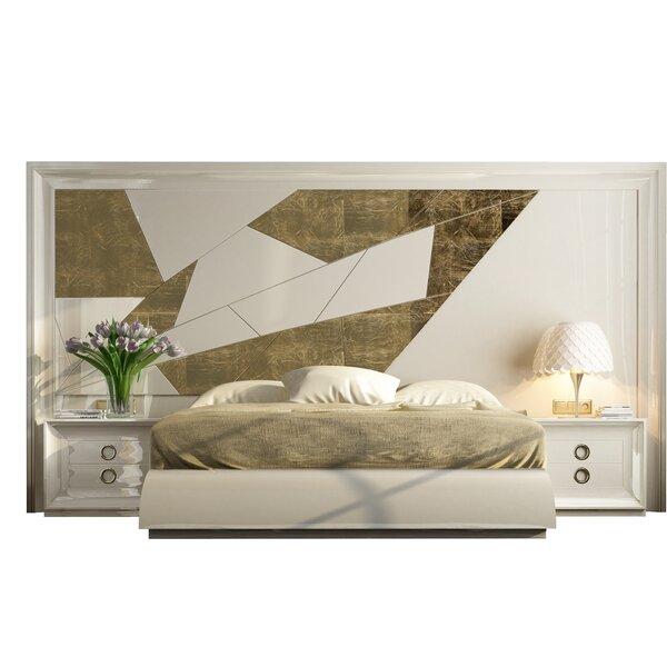 Hispania Home London Bedor96 Bedroom Wayfair