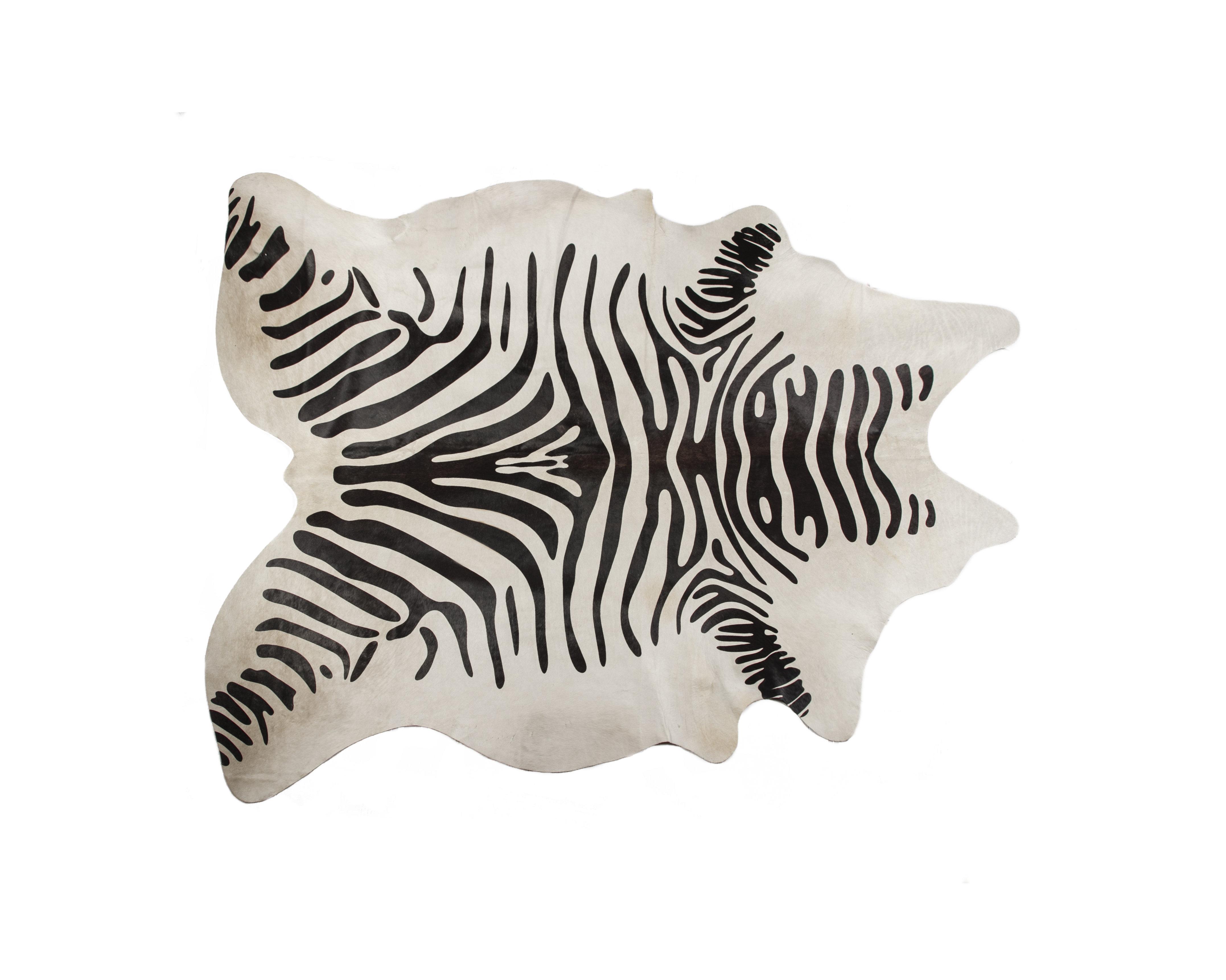 Bloomsbury Market Grady Animal Print Handmade Cowhide Black White Area Rug Reviews Wayfair