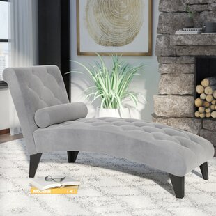 Savings Albanese Chaise Lounge by Willa Arlo Interiors Reviews (2019) & Buyer's Guide