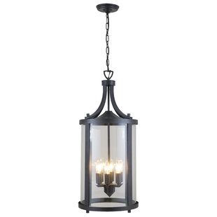 Big Save Niagara 6-Light Outdoor Hanging Lantern By DVI