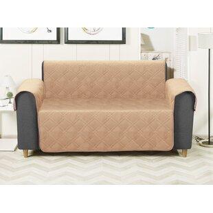 T-Cushion Loveseat Slipcover by Winston Porter