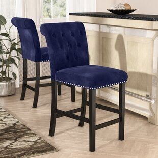 Erling 26 Bar Stool (Set of 2) Willa Arlo Interiors