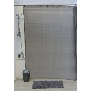 Laser Eva 3D Effect Shower Curtain