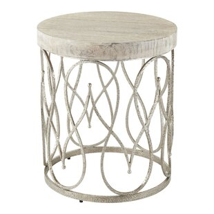 Chichaoua End Table by Bungalow Rose