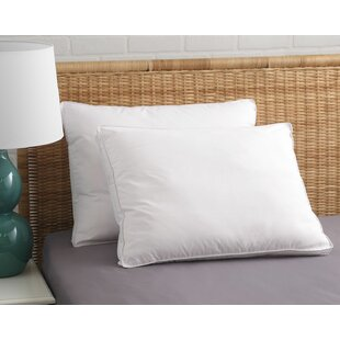 Allergen Barrier Gusseted Down Alternative Pillow